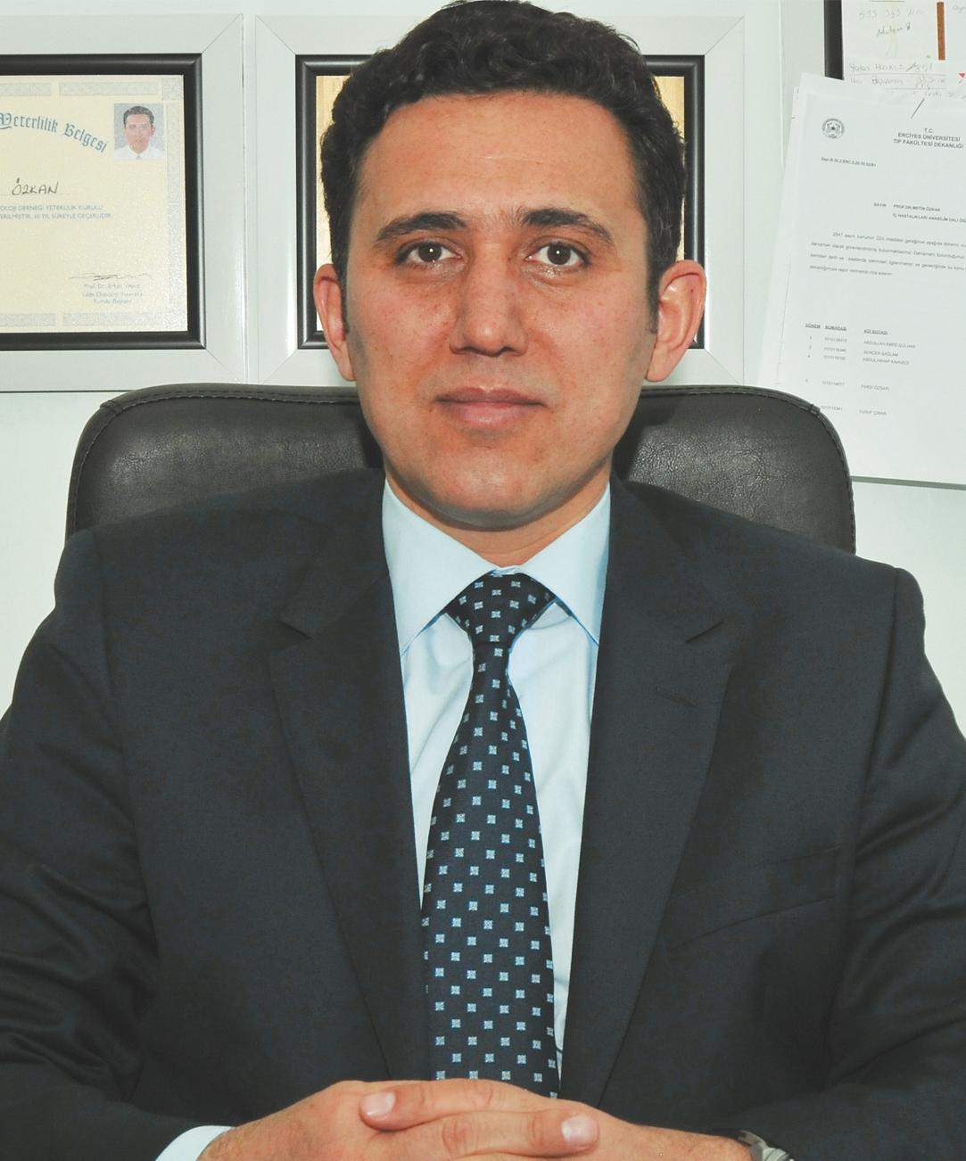 Metin Özkan